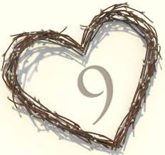 9th wedding anniversary gift willow twig heart foundry community