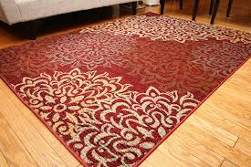 Modern Floral Rugs Feraghan New City Contemporary Modern Floral Flowers