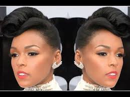 pictures of french rolls hairstyles for black women 2015 french roll hairstyle for black women youtube