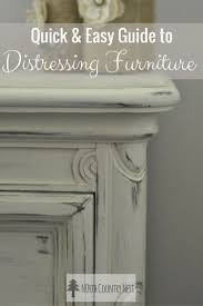 3 Vintage Furniture Makeovers For by Best 25 Distressed Furniture Ideas On Pinterest Distressing