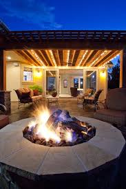 Fire Pits Denver by Denver Fire Pit Kits Landscape Modern With Colorado Traditional