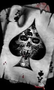 skull cards by tragicangel on deviantart