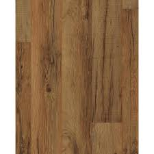 Laminate Wooden Floor Shop Style Selections 7 59 In W X 4 23 Ft L Tavern Oak Embossed