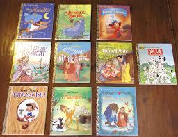 set of 10 walt disney classic stories in the golden book
