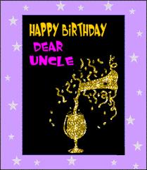 uncle birthday card u2013 gangcraft net
