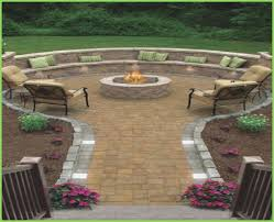 Firepit Garden Warm And Useful Outdoor Pits For Your Garden Webbird Co