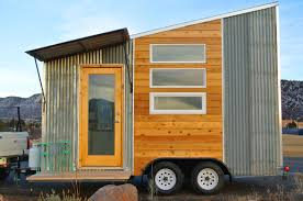 interior tiny house moveable design feature wood maple wall