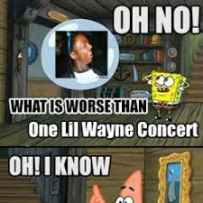 Lil Wayne Memes - lil wayne spongebob meme funny wayne best of the funny meme