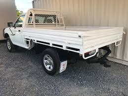 sold 4x4 ute with low kms mitsubishi triton 2002 used vehicle sales