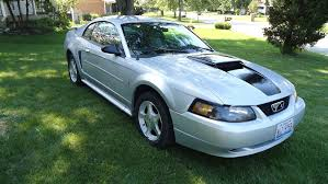Green Mustang With Black Stripes Hood Stripe For 2001 V6 Ford Mustang Forum
