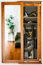 gun cabinets at gander mountain hidden gun storage solutions that are cool and practical ready tribe