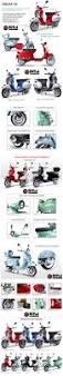 motorscycle com brand new vintage style bms 150 vespa style