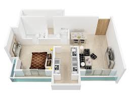 520 sq ft 750 sq ft 1 bhk 2t apartment for sale in bhoomi acres thane west