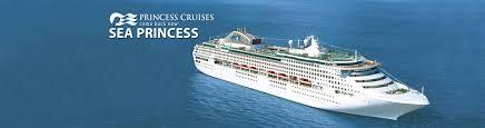 sea princess cruise ship 2017 and 2018 sea princess destinations