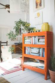 Cherry Bookcase With Glass Doors by Best 25 Glass Bookcase Ideas On Pinterest Dining Room Storage