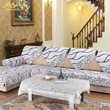 White Fabric Sectional Sofa by 3 Seater Sofa Covers Online Centerfieldbar Com