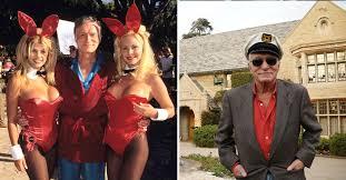 Hugh Hefner Halloween Costume 15 Facts Hugh Hefner U0027s Playboy Mansion Social