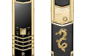 vertu luxury phone vertu making u0027year of the dragon u0027 signature phone the verge