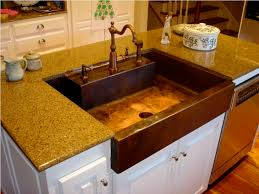 Stainless Steel Faucets Kitchen by Kitchen Kitchen Sinks And Faucets Farm Sink Faucets Four Hole