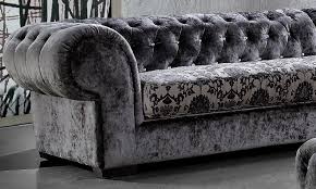 Sectional Sofa With Ottoman Sofa With Crystals
