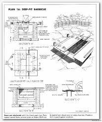 bbq grill design ideas built in airflow home 1960 bbq ideas1 mypire