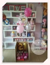 ballon gifts balloon gift box