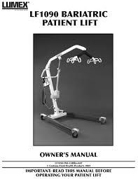 lumex lift parts
