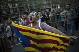 catalonia looking to unilateral independence declaration spain