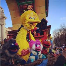 tv alert sesame at the macy s thanksgiving day parade