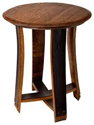 wine barrel porch light for sale deep creek wine barrel storage table so that s cool with side decor
