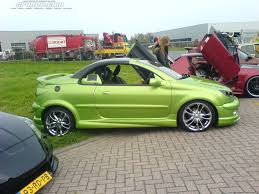 peugeot 206 2016 peugeot 206 cc history photos on better parts ltd