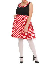 disney minnie mouse polka dot dress size topic