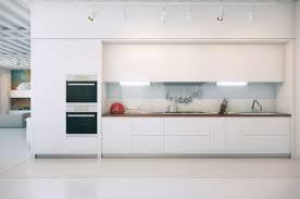 cuisine contemporaine blanche cuisines cuisine moderne blanche minimaliste cuisine blanche