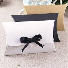 black necklace box images Buy 2017 100x80x25mm pillow box with jewelry set jpg