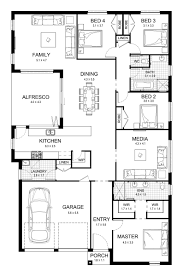 house designs and floor plans nsw aspect 28 single level floorplan by kurmond homes new home