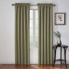 Hunter Green Kitchen Curtains by Green Curtains U0026 Drapes Window Treatments Home Decor Kohl U0027s