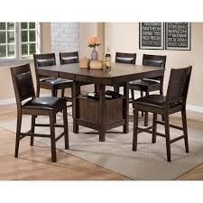 Counter Height Table Legs Crown Mark Marlow Counter Height Table And Chair Set With Table