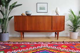 mid century danish teak sideboard by westergaard in 3726 west