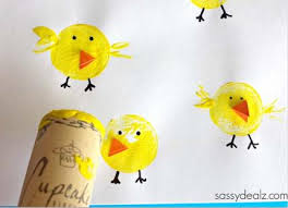 Easter Decorations For Cheap by Easy Easter Crafts For Kids Parenting
