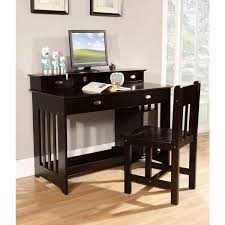 Pine Desk With Hutch Solid Pine Student Desk With Hutch Free Shipping Today