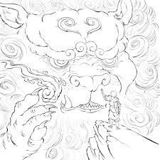 the legend of korra coloring book tpb profile dark horse comics