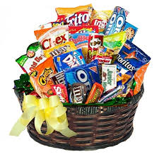 food gift basket woodrings floral gardens