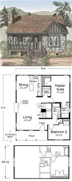 cabin floor plan 10 cabin floor plans cozy homes