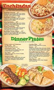 cuisine a la la mex restaurant home pontiac illinois menu prices
