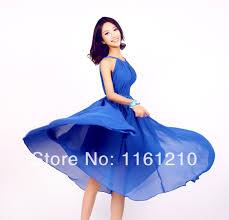 aliexpress com buy knee length summer holiday beach maxi dress