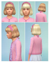 child bob haircut sims 4 402 best sims 4 cc images on pinterest sims cc sims and the sims