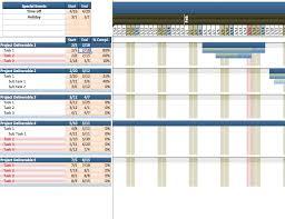 new gantt chart templates make organization easy