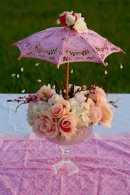 awesome looking flowers opulent ideas umbrella centerpieces oh so cute diy parasol garden
