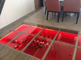 Glass Floor L 55 Wine Cellar Flooring Wine Cellar Flooring Wine Cellar Floor