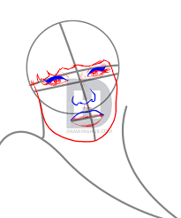 how to draw nicki minaj step by step drawing guide by